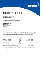 ISO 9001 2015 exp 21 07 2019