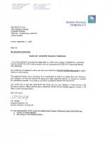 RPV Aramco Approval